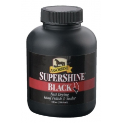 Lesk na kopytá čierny Supershine 237 ml