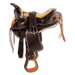 """Westernové sedlo Round Skirt Arizona 13""""/33 cm"""