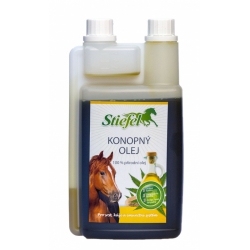 Konopný olej 1 l