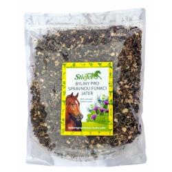 Byliny pre správnu funkciu pečene 1kg rezané byliny