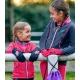 Jazdecké rukavice Lucky Arcadia zimné, deti