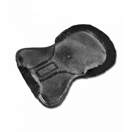 Gelová podložka so syntetickou kožušinou