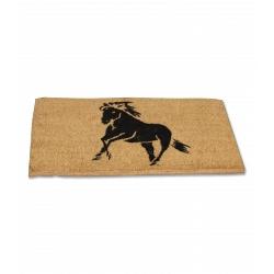 Rohožka s koňom