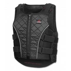Ochranná vesta P19 na zips, dospelí