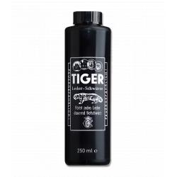 Čierna farba na kožu 250 ml