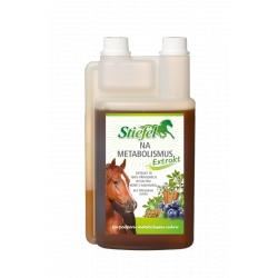 Tekutý bylinný extrakt Na metabolizmus. Pre kone s nadváhou 1L