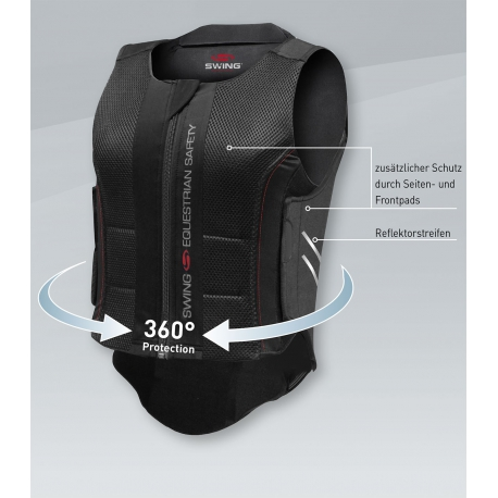 Ochranná vesta Swing P07 flexible