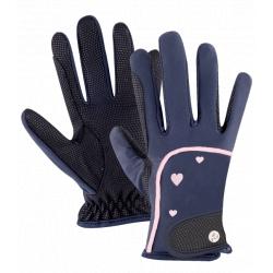 Jazdecké rukavice Metropolitan Jednorožec, deti