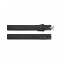 Strmeňové remene Bates Webbers Luxe, čierne, 70 cm