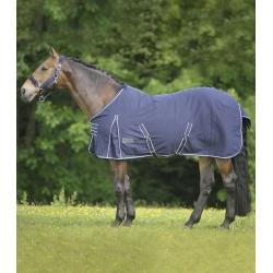 Stajňová a letná deka s popruhmi